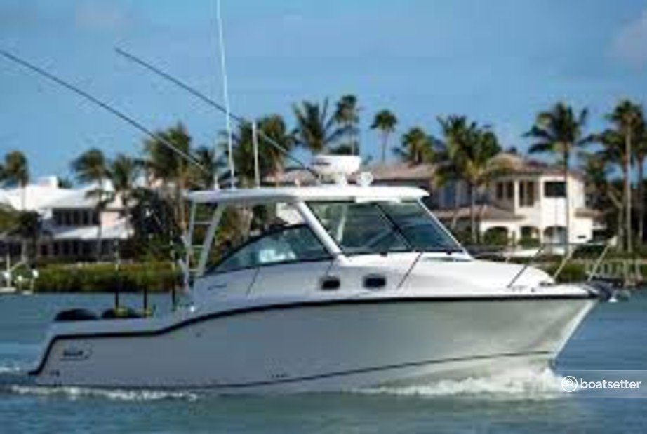 Rent a Boston Whaler cruiser in San Diego, CA near me