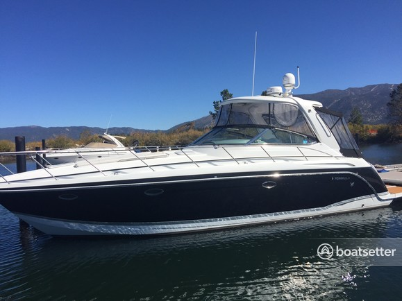 Rent a FORMULA BY THUNDERBIRD motor yacht in South Lake Tahoe, CA near me