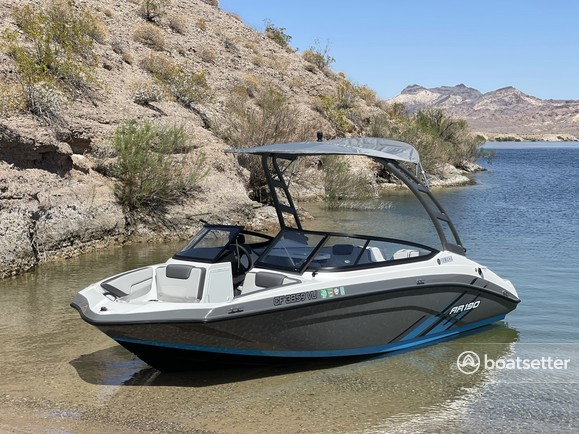 Rent a YAMAHA bow rider in Henderson, NV near me