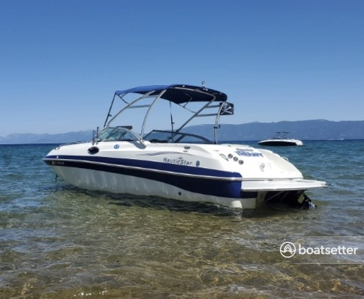 Rent a Nauticstar Boats deck boat in Placerville, CA near me