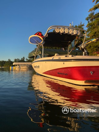 Rent a Mastercraft Boats ski and wakeboard in Rogers, MN near me