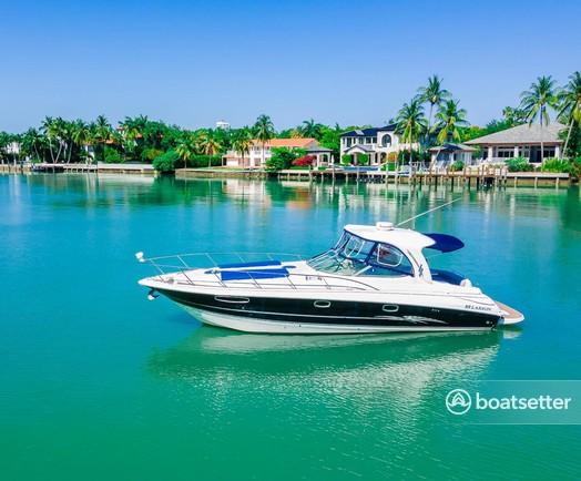 Rent a Larson Boats motor yacht in Miami, FL near me