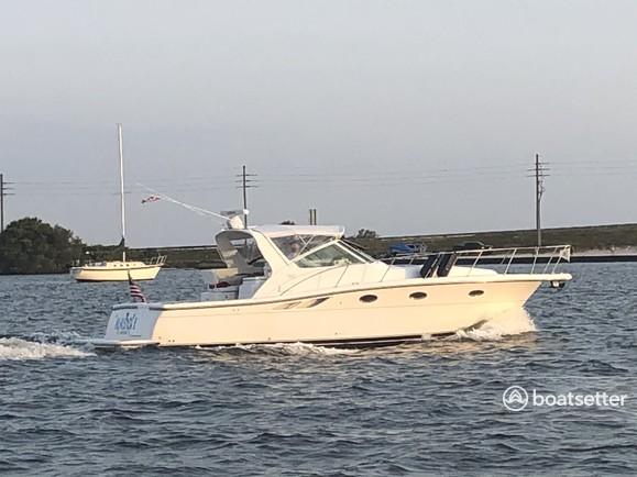 Rent a Tiara Yachts cruiser in Merritt Island, FL near me