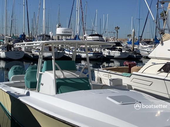 Rent a Jupiter Marine center console in Redondo Beach, CA near me