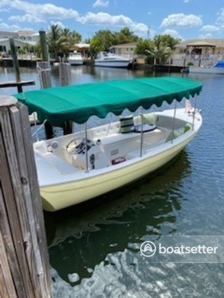 Rent a Duffy Electric Boats electric in Fort Lauderdale, FL near me