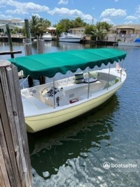 Rent a Duffy Electric Boats electric in Pompano Beach, FL near me