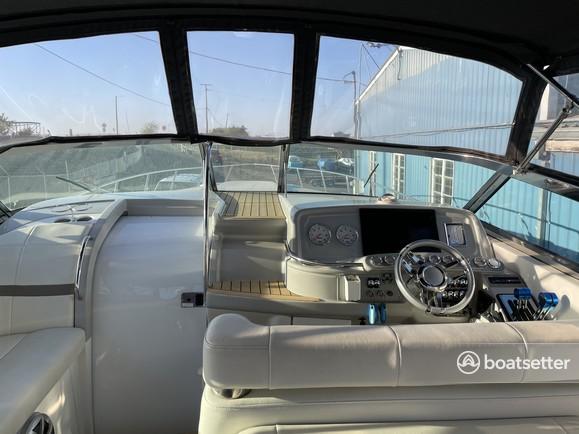 Rent a Formula by Thunderbird express cruiser in Sacramento, CA near me