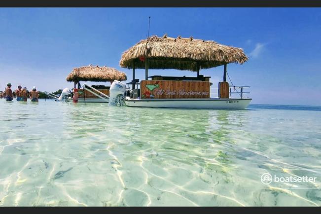 Rent a Beachcat Boats deck boat in Key West, FL near me