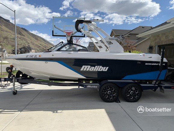 Rent a Malibu Boats ski and wakeboard in Provo, UT near me