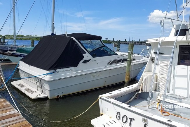 Rent a Sea Ray Boats cruiser in St. Petersburg, FL near me