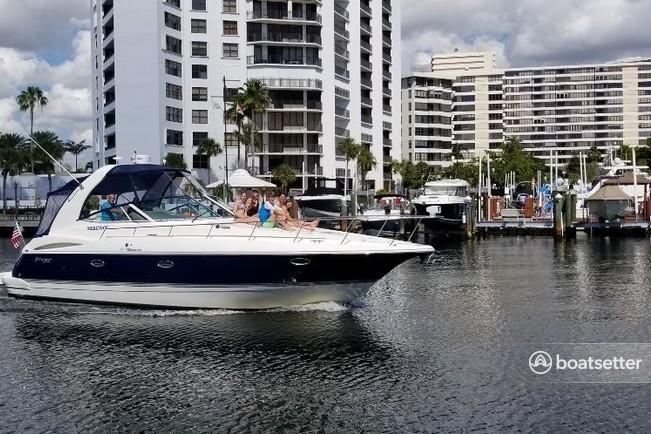 Rent a Cruisers Yachts commercial in Hallandale Beach, FL near me