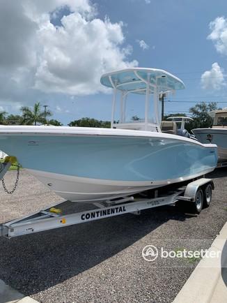Rent a Tidewater Boats center console in Orlando, FL near me