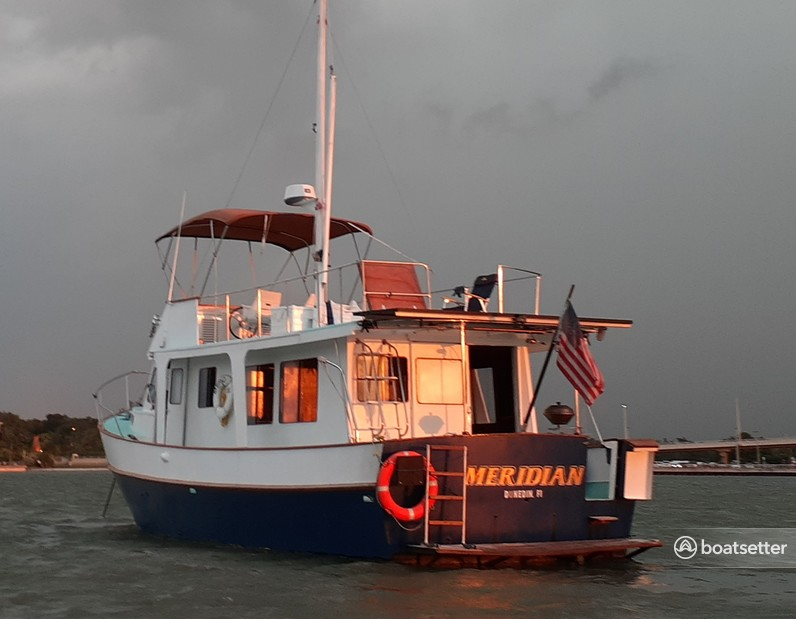 Rent a Wittholz trawler in Clearwater, FL near me