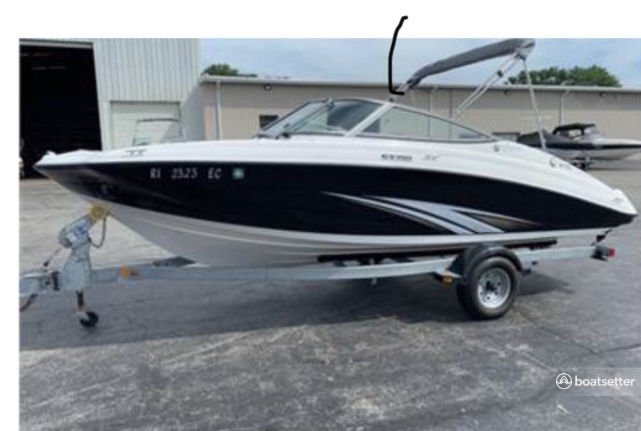 Rent a Yamaha bow rider in Winthrop, MA near me