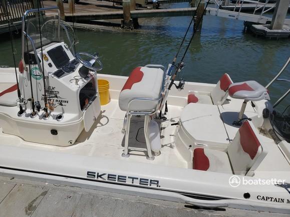 Rent a Skeeter Boats center console in Port Orange, FL near me