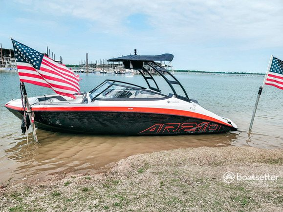 Rent a YAMAHA jet boat in Lewisville, TX near me