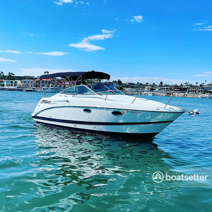 Rent a Maxum express cruiser in Newport Beach, CA near me