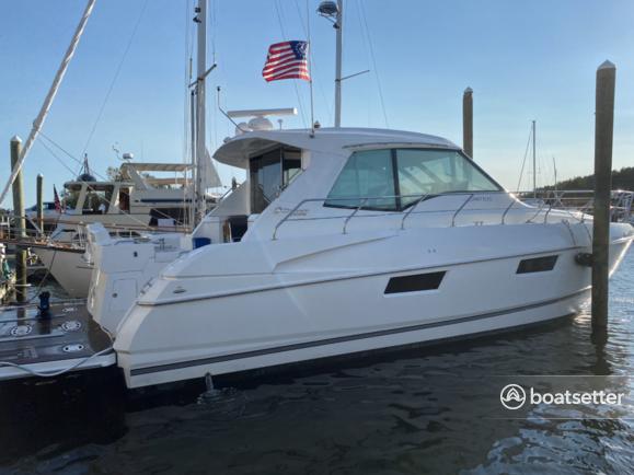 Rent a Cruisers Yachts cruiser in Newport, RI near me