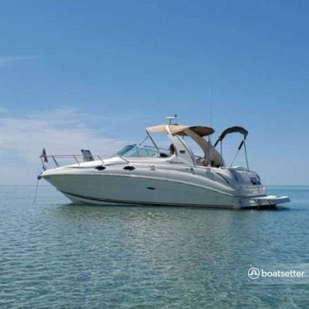 Rent a Sea Ray Boats express cruiser in Riviera Beach, FL near me