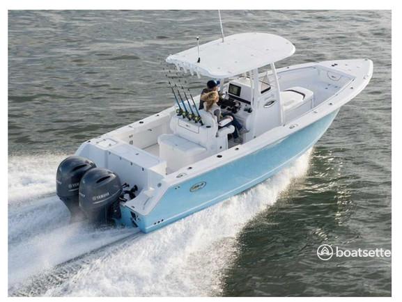 Rent a Sea Hunt Boats center console in Orange Beach, AL near me