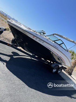Rent a Yamaha bow rider in Lake Havasu City, AZ near me