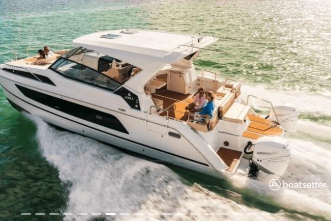 Rent a AQUILA YACHTS catamaran in Sag Harbor, NY near me