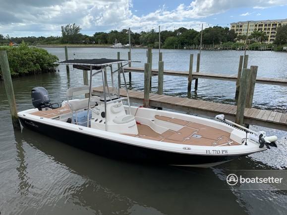 Rent a NauticStar Boats center console in Bradenton, FL near me