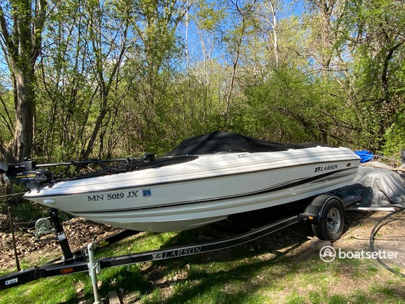 Rent a LARSON BOATS fish and ski in Lakeville, MN near me