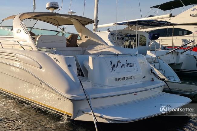 Rent a Sea Ray Boats cruiser in Miami Beach, FL near me