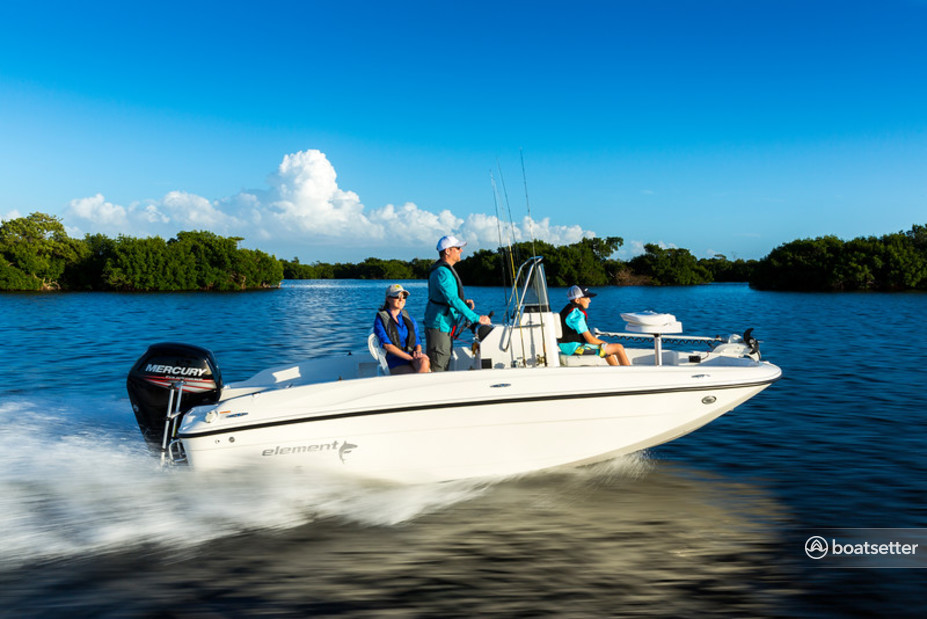 Rent a Bayliner center console in Tuolumne County, CA near me
