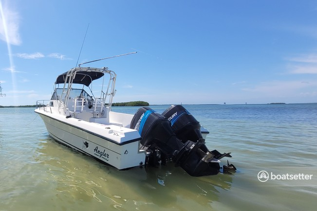 Rent a Angler Boats angler in Cape Coral, FL near me