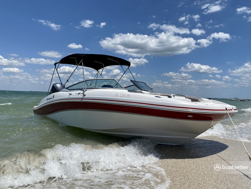 Rent a HURRICANE BOATS bow rider in Cape Coral, FL near me