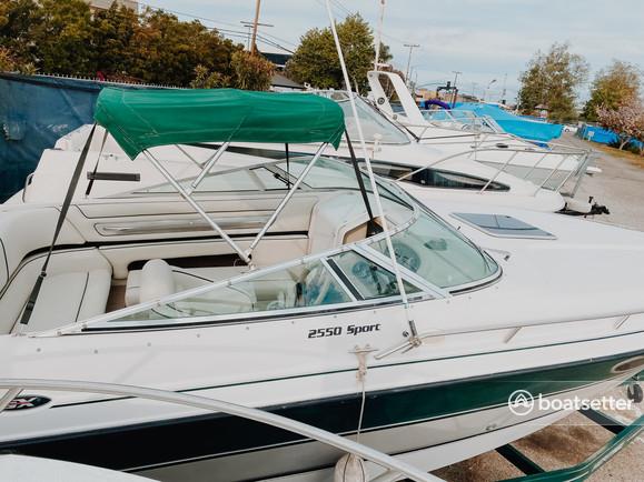 Rent a Chaparral Boats jet boat in Marina del Rey, CA near me