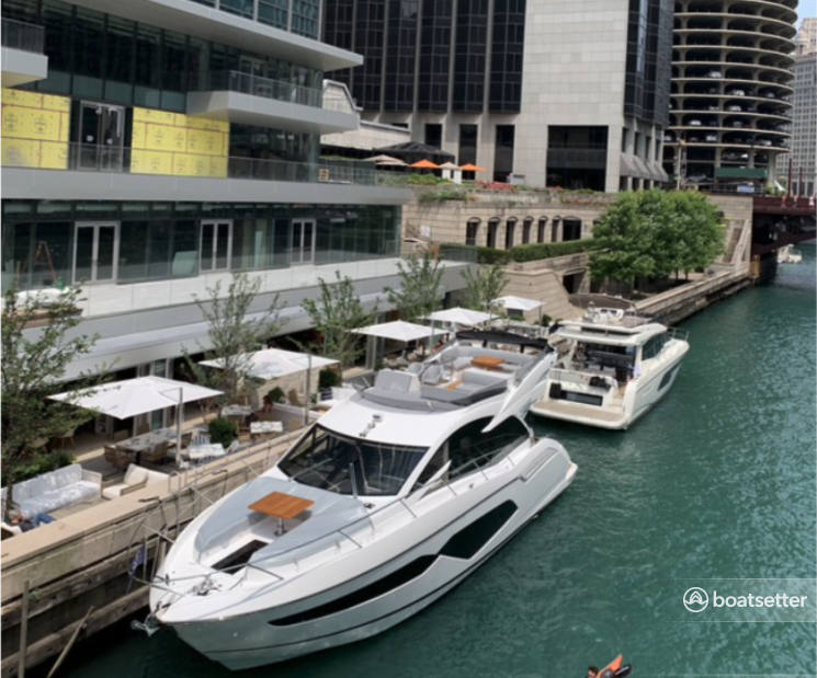 Rent a Sunseeker cruiser in Chicago, IL near me