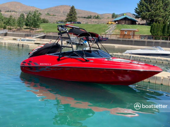 Rent a Reinell by Kal Kustom ski and wakeboard in East Wenatchee, WA near me