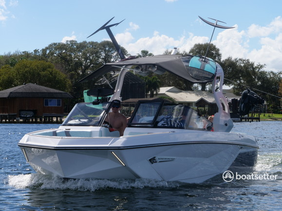 Rent a Super Air Nautique g23 ski and wakeboard in New Smyrna Beach, FL near me