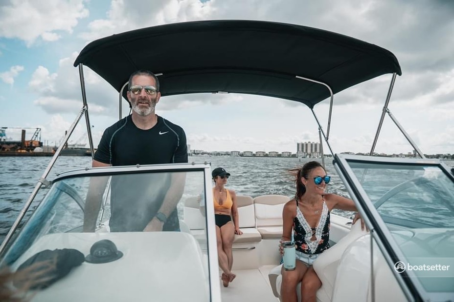 Rent a Robalo dual console in Tampa, FL near me