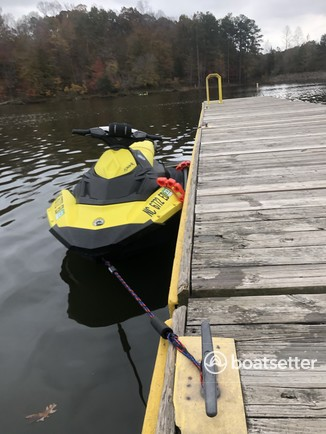 Rent a SEA-DOO jet ski / personal water craft in Raleigh, NC near me