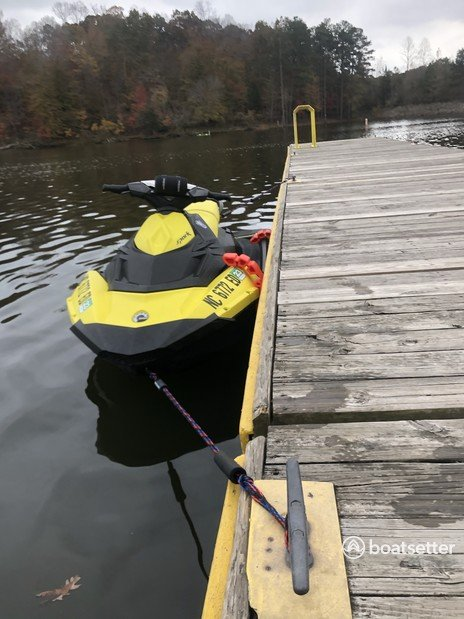 Rent a SEA-DOO jet ski_/_personal_water_craft in Raleigh, NC near me