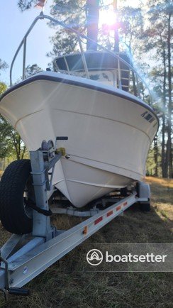 Rent a Cape Craft Fishing Boats center console in Seabrook, TX near me