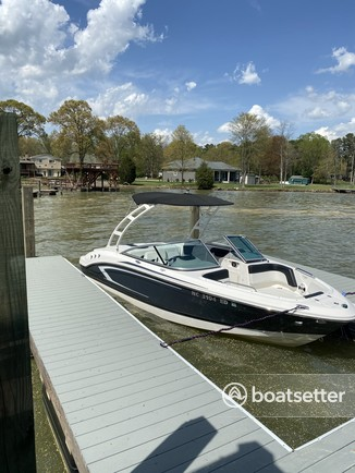 Rent a CHAPARRAL BOATS bow rider in Lake Norman of Catawba, NC near me