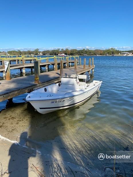 Rent a Cobia Boats center console in Destin, FL near me