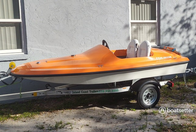 Rent a Direct Boats runabout in Fort Myers, FL near me