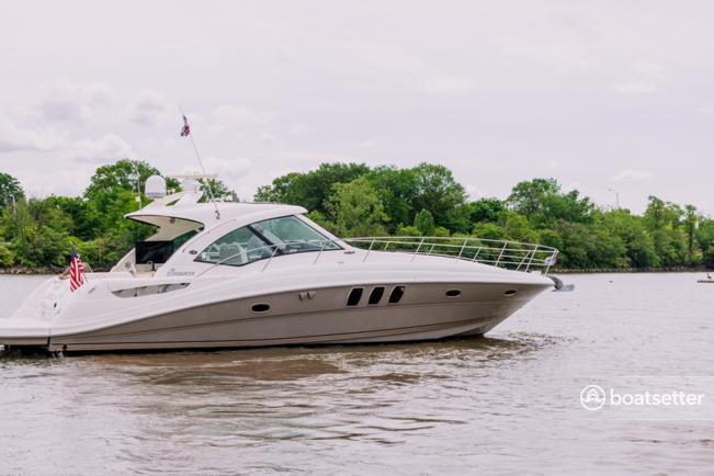 Rent a Sea Ray Boats cruiser in Washington, DC near me