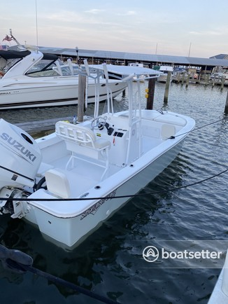 Rent a Savannah  center console in Chester, MD near me