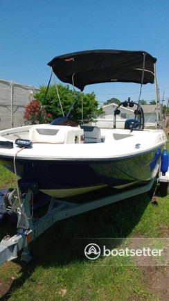 Rent a BAYLINER bow rider in Kenner, LA near me