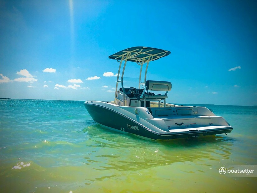Rent a Yamaha center console in Riverview, FL near me