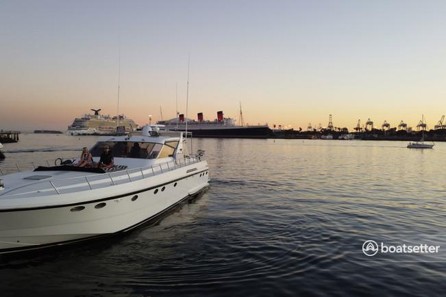 Rent a Palanca express cruiser in Long Beach, CA near me