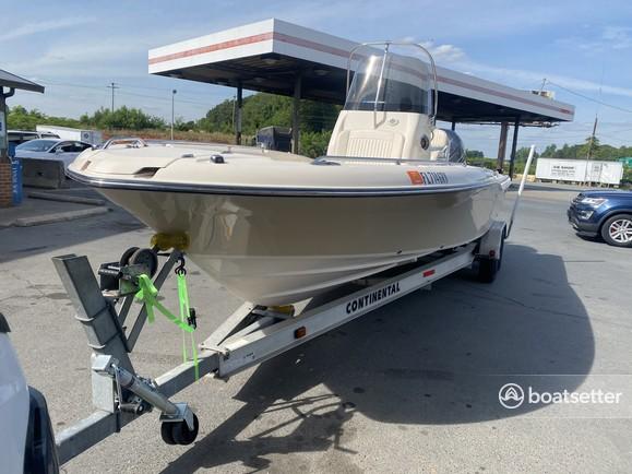 Rent a Grady-White Boats center console in Galloway, NJ near me