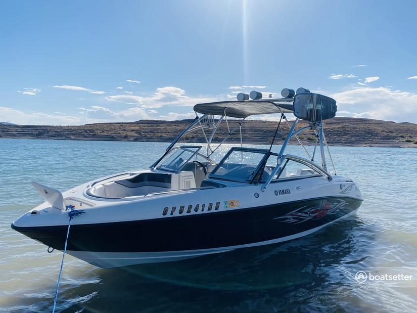 Rent a Yamaha jet boat in Boulder City, NV near me